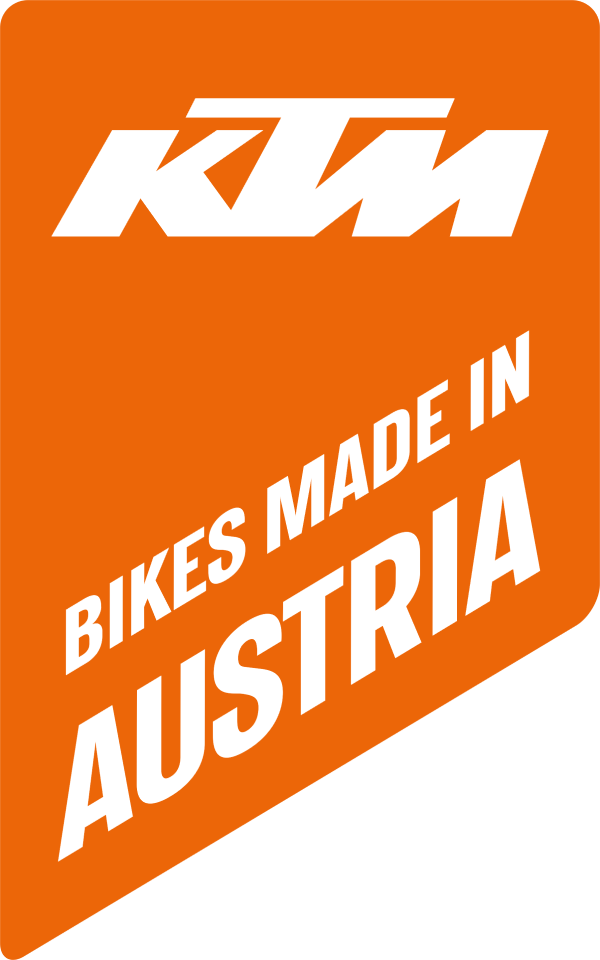 KTM - Bikes made in Austria